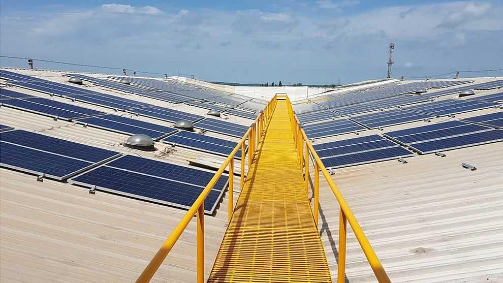 Unilever uppnår målet 100% förnybar el på fem kontinenter 1