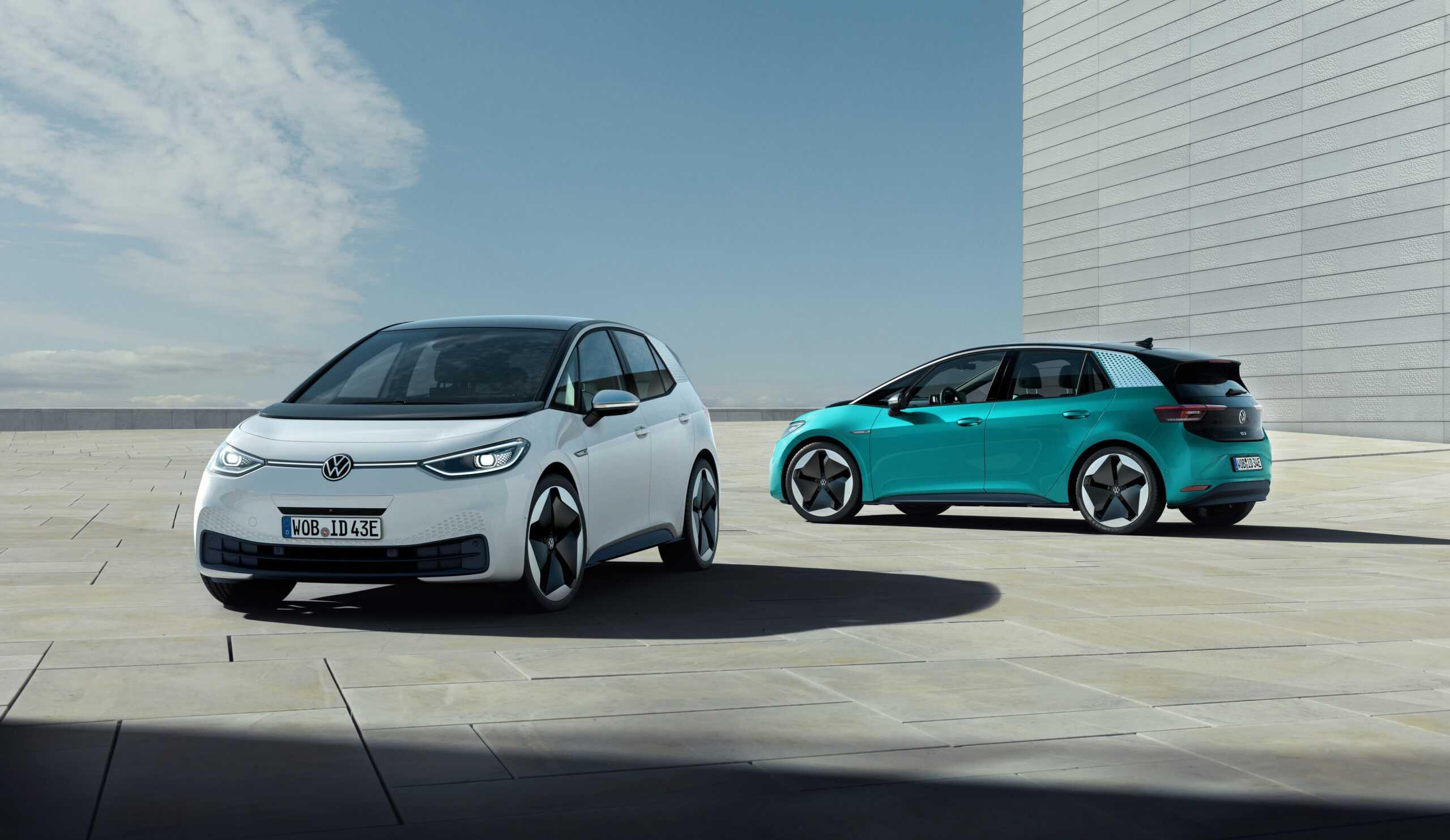 Volkswagen höjer produktionsprognosen för elbilar − en miljon bilar ska nås redan 2023 1