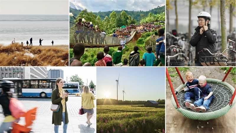 Renare vatten, hållbara kommunikationer och invånardialog - Ramboll summerar 2019 1