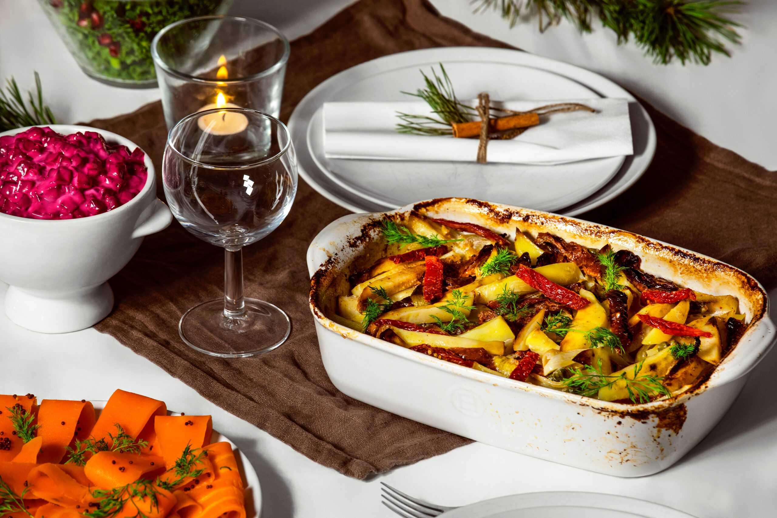 En miljon svenskar vill äta mer vego i jul 1