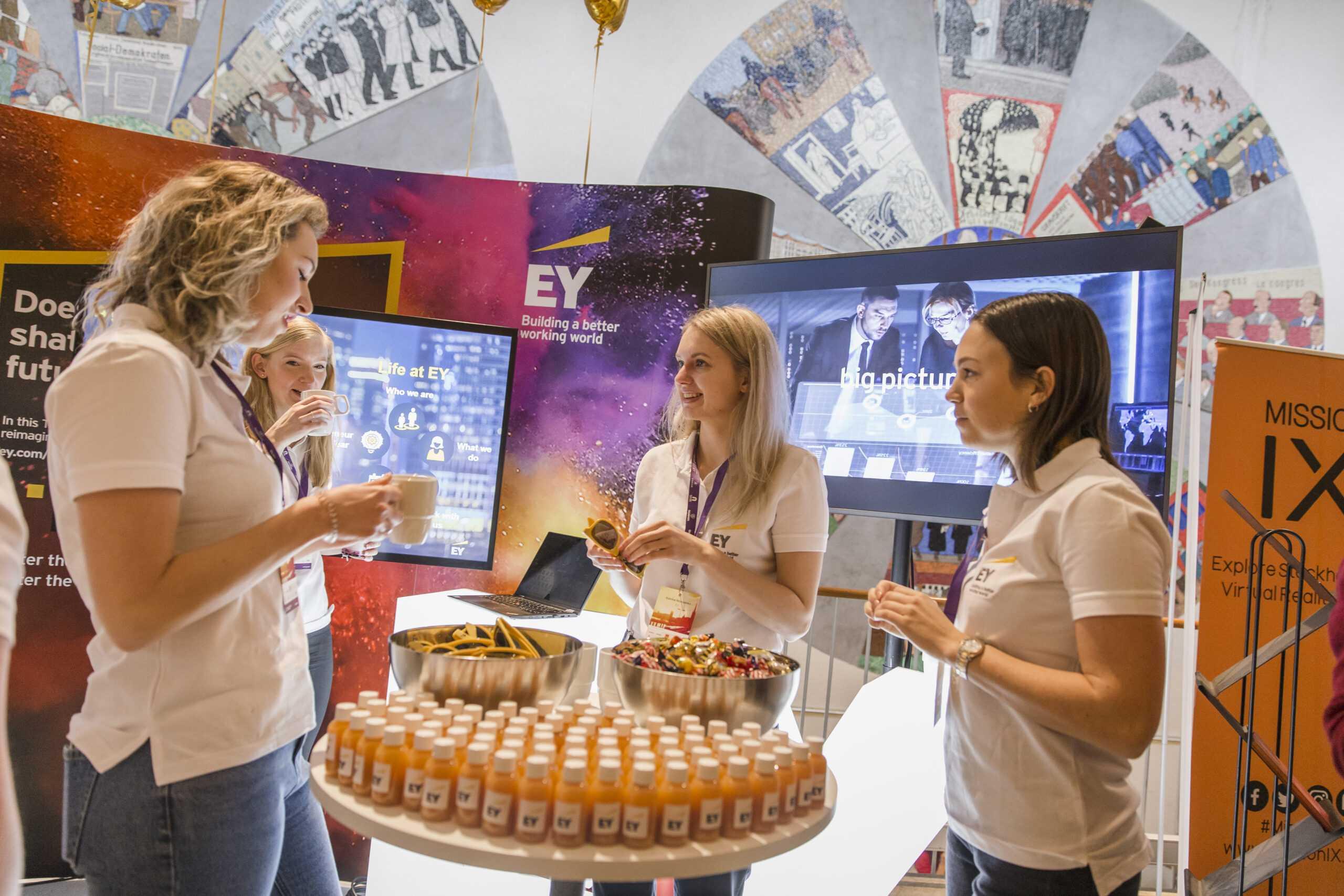 Women In Tech-event på temat AI i Sverige 2020 1