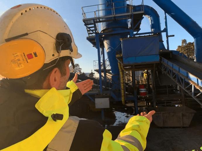 Branden på Kuusakoski 2016 har resulterat i mängder med förbättringar av säkerheten – nu blir de kvar i Gävle Hamn 1