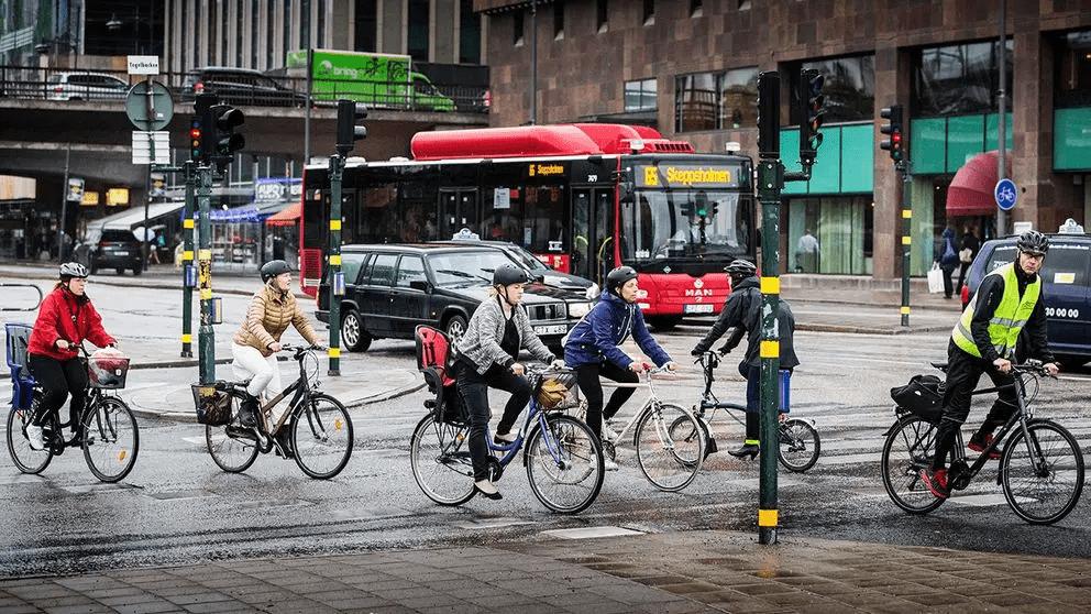 Studie avråder från hastighetsbegränsningar för cykel 1