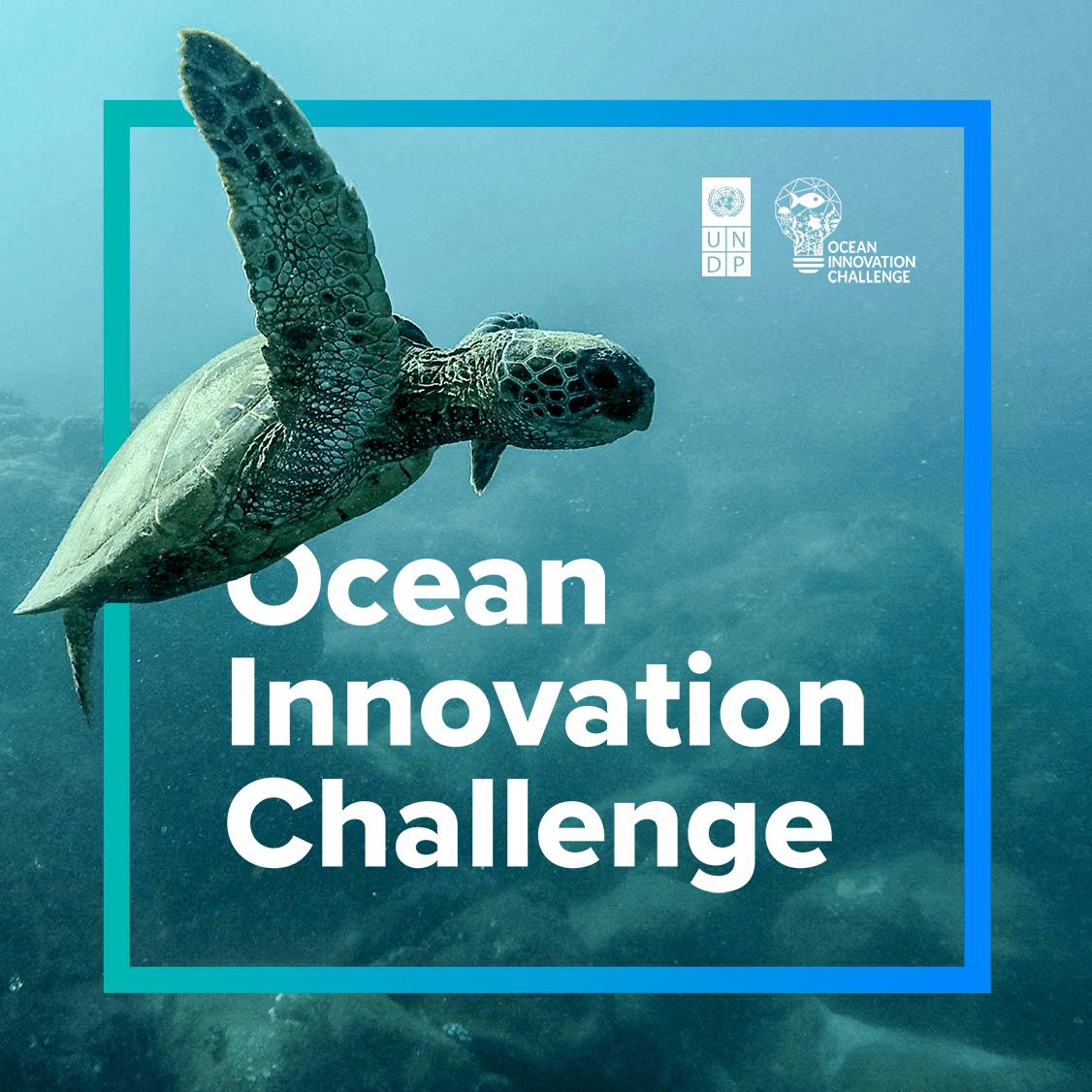 UNDP lanserar 'Ocean Innovation Challenge' 1