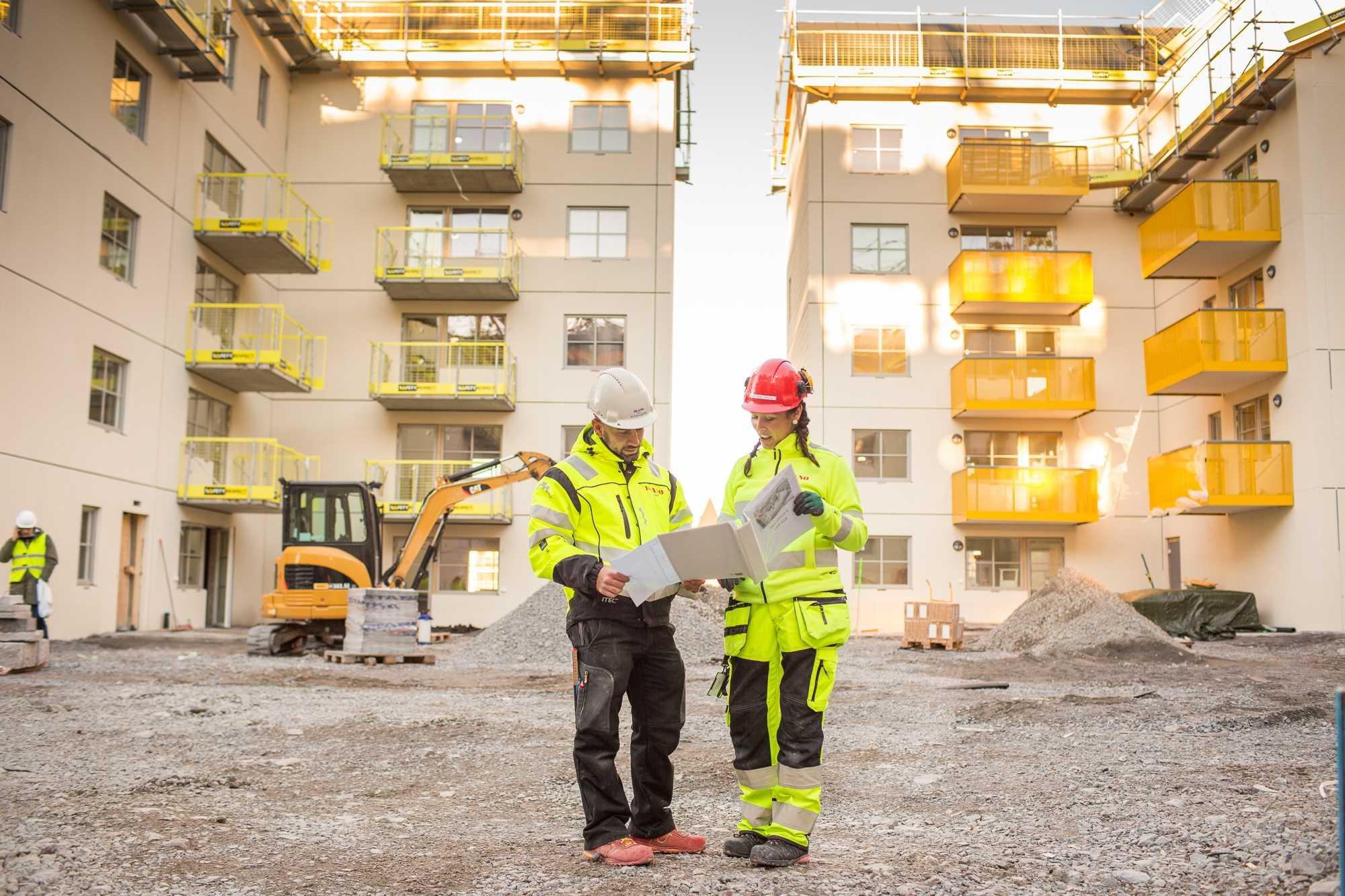 Ikano Bostad första privata aktören att certifiera hållbarhetsprogram enligt Citylab 3