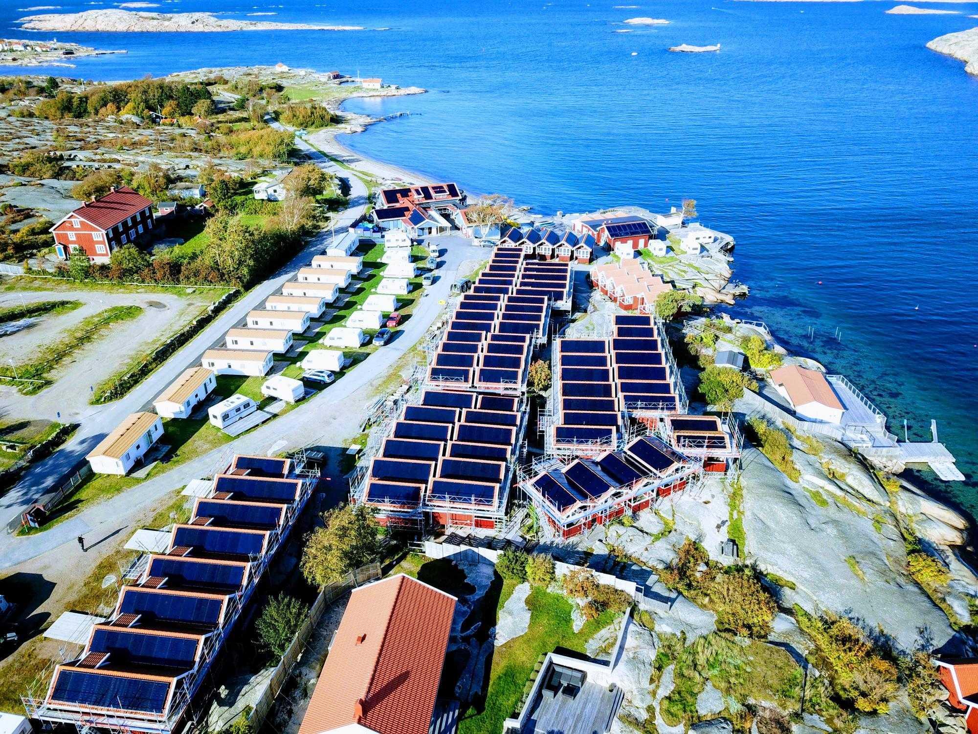 SolarEdge vill täcka svenska företags tak med solpaneler