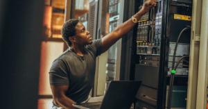De första hållbarhetscertifierade servrarna för datacenter ute nu