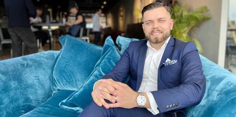 Sebastian Uramek leder Nitors affärsutveckling i Sverige