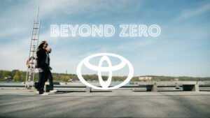 Toyota lanserar videoserie om mobilitet