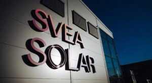 Solcellsbolaget Svea Solar väljer Iver som ny leverantör av IT-drifttjänster