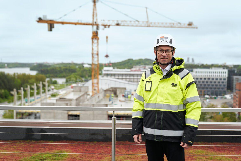 Byggelements ECO-Prefab minskar koldioxidutsläppen med 153 ton