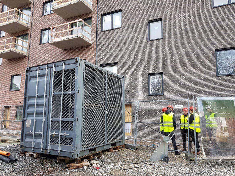 ES Group välkomnar beslutet om klimatdeklarationer för nya byggnader