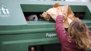 Sundsvall får ytterligare en återvinningsstation