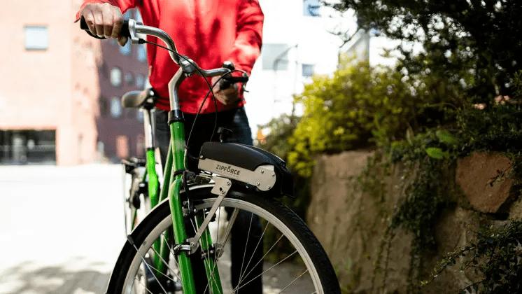 Förvandla din vanliga cykel till en elcykel!