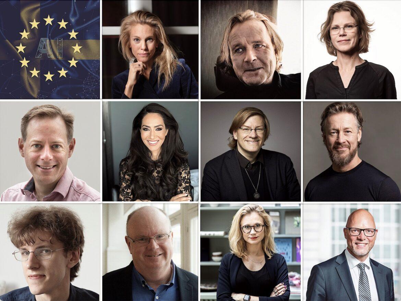 AI-experter samlas för att stärka Europa.