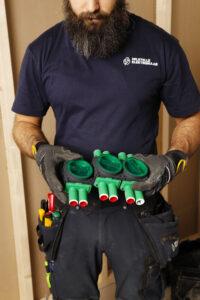 Nya infällda apparatdosor i serien Multifix från Schneider Electric