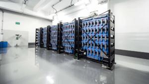Ny standard för batterianläggningar med litium-jonbatterier